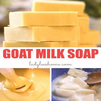 A simple step-by-step picture tutorial on how to make goat milk soap. From beginning to end, everyt