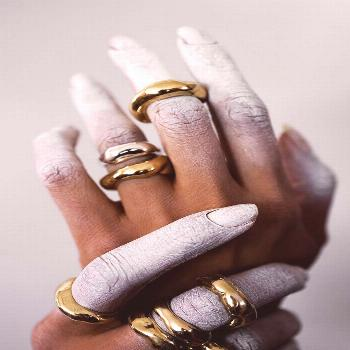 Finding Your Creative Path with S A D É We talked to Sadé about her Brooklyn-based jewelry compan