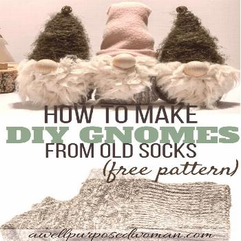 Gnomes Crafts Free Pattern ; Gnomes gnomes crafts free pattern / gnomes ; gnomes diy how to make ;